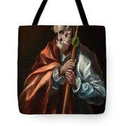 Apostle Saint Thaddeus, Jude Tote Bag