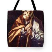 Apostle St Thaddeus Jude Tote Bag
