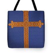 Apostle's Cross Tote Bag