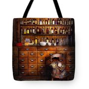 Apothecary - Just The Usual Selection Tote Bag