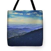 Appalachia Blue Tote Bag