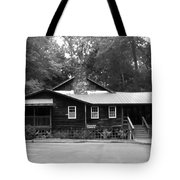 Appalachia House Tote Bag