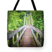 Appalachian Bridge Tote Bag