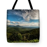 Appalachian Foothills Tote Bag