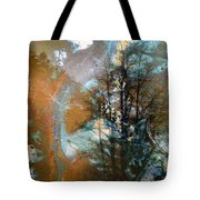 Appalachian Freedom...falls Pennsylvania Tote Bag