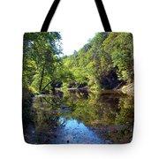 Appalachian Mirror II Tote Bag