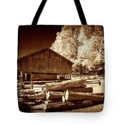 Appalachian Saw Mill Tote Bag