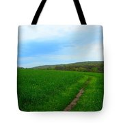 Appalachian Trail In Northern Maryland Tote Bag