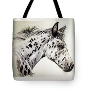Appaloosa Tote Bag