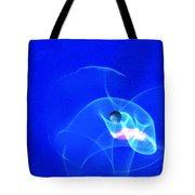 Apparition Pearl Tote Bag by Steve Karol