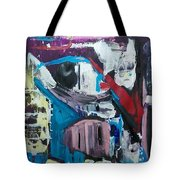 Apparitions, Ghosts  And Grottos Tote Bag