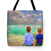 Appealing Destractions Tote Bag