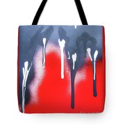 Appeasing The Volcano Tote Bag