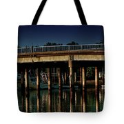 Appian Way Bridge Tote Bag