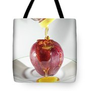 Apple And Honey Tote Bag