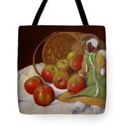 Apple Annie Tote Bag by Donelli  DiMaria