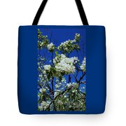 Apple Blossoms # 2 Tote Bag