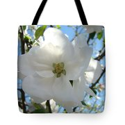 Apple Blossoms Art Prints Canvas Spring Tree Blossom Baslee Troutman Tote Bag