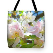 Apple Blossoms Art Prints Spring Trees Baslee Troutman Tote Bag