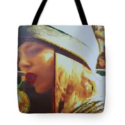 Apple Juice Tote Bag