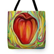 Apple One Tote Bag
