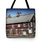 Apple Picking At Pochuck Valley Farms In Vernon, Nj Tote Bag