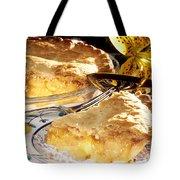 Apple Pie Dessert Tote Bag