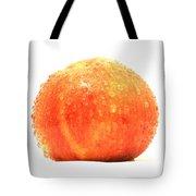 Apple Red Tote Bag
