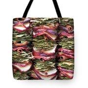 Garlands Of Apple Spice Potpourri Tote Bag