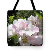 Apple Tree Blossoms Art Prints Baslee Troutman Tote Bag