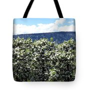 Apple Trees In Bloom     Tote Bag
