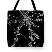 Appleblossom Euphorbia Tote Bag