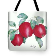 Apples In Autumn Tote Bag