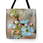 Apples In The Spring Tote Bag
