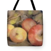 Apples Tote Bag