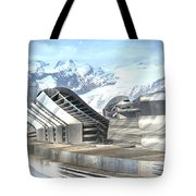 Applied Science Academy Tote Bag