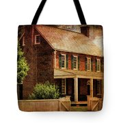 Appomattox Court House By Liane Wright Tote Bag