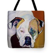 Apprehension Tote Bag
