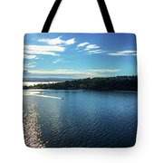 Approach To Stockholm Tote Bag