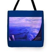 Approaching Bermuda Tote Bag