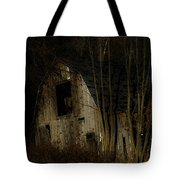 Approaching Darkness Tote Bag