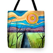 Approaching Lossarnach Tote Bag