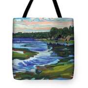 Approaching Low Tote Bag