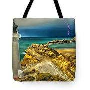 Approaching Storm 2015 Tote Bag