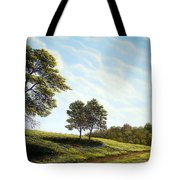April Afternoon Tote Bag