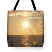 April Beach Tote Bag
