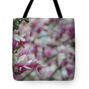 April Blossoms Tote Bag
