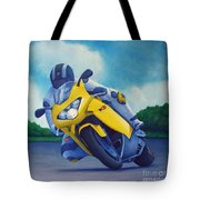 Aprilla - Tuesday Afternoon Tote Bag