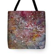 Apstraksion Tote Bag