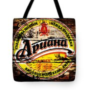 Apuaha Beer Sign Tote Bag